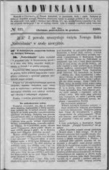 Nadwiślanin, 1860.12.31 R. 11 nr 115