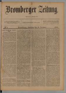 Bromberger Zeitung, 1900, nr 11