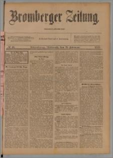 Bromberger Zeitung, 1900, nr 43