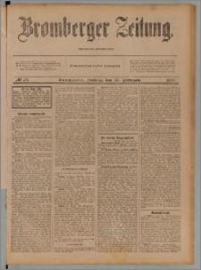 Bromberger Zeitung, 1900, nr 45