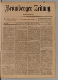 Bromberger Zeitung, 1900, nr 72