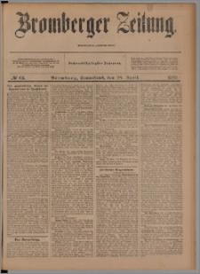Bromberger Zeitung, 1900, nr 98