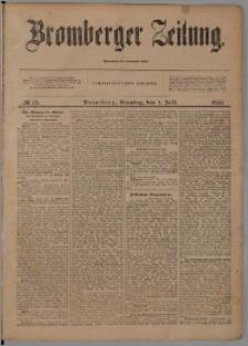 Bromberger Zeitung, 1900, nr 151