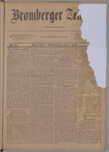 Bromberger Zeitung, 1900, nr 154