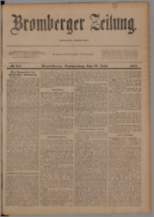 Bromberger Zeitung, 1900, nr 166