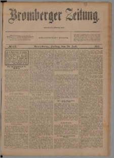 Bromberger Zeitung, 1900, nr 167