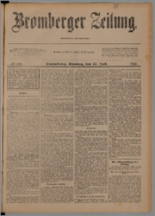 Bromberger Zeitung, 1900, nr 169