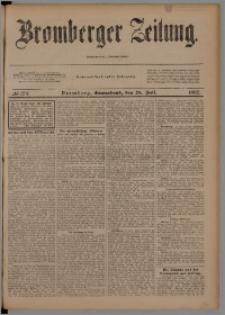 Bromberger Zeitung, 1900, nr 174