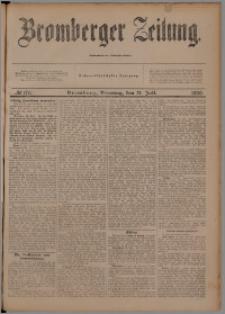 Bromberger Zeitung, 1900, nr 176