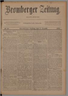 Bromberger Zeitung, 1900, nr 191