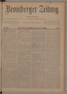 Bromberger Zeitung, 1900, nr 195