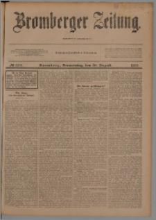 Bromberger Zeitung, 1900, nr 202