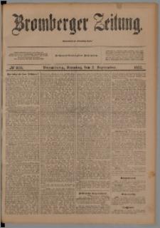 Bromberger Zeitung, 1900, nr 205
