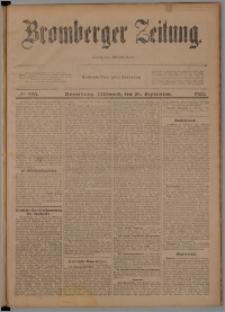 Bromberger Zeitung, 1900, nr 225