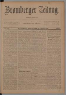 Bromberger Zeitung, 1900, nr 227