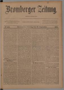 Bromberger Zeitung, 1900, nr 229