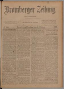 Bromberger Zeitung, 1900, nr 248