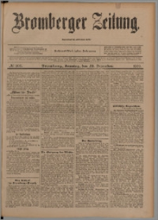 Bromberger Zeitung, 1900, nr 300