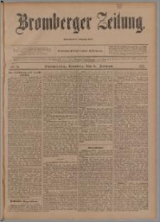 Bromberger Zeitung, 1901, nr 5