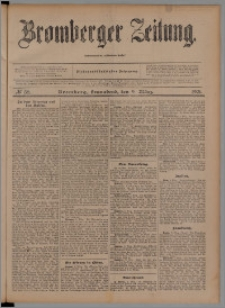 Bromberger Zeitung, 1901, nr 58