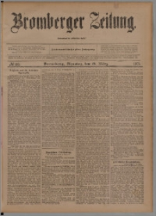 Bromberger Zeitung, 1901, nr 66