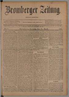 Bromberger Zeitung, 1901, nr 99