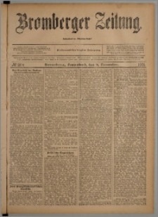 Bromberger Zeitung, 1901, nr 264