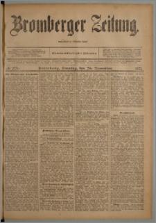 Bromberger Zeitung, 1901, nr 276