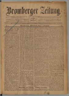 Bromberger Zeitung, 1902, nr 1