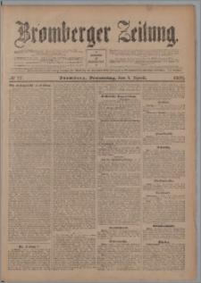 Bromberger Zeitung, 1902, nr 77