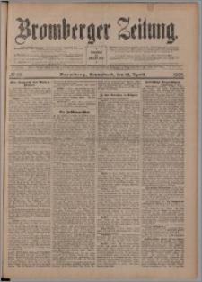 Bromberger Zeitung, 1902, nr 85