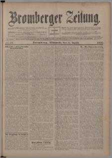 Bromberger Zeitung, 1902, nr 88