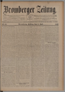 Bromberger Zeitung, 1902, nr 166
