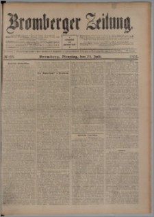 Bromberger Zeitung, 1902, nr 175
