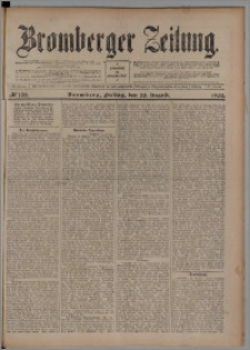 Bromberger Zeitung, 1902, nr 196