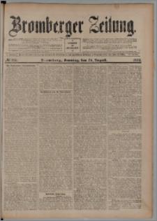 Bromberger Zeitung, 1902, nr 198