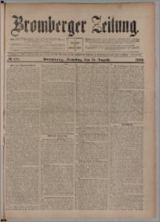Bromberger Zeitung, 1902, nr 199