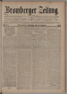 Bromberger Zeitung, 1902, nr 204