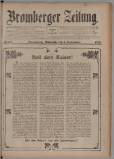 Bromberger Zeitung, 1902, nr 206