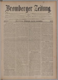 Bromberger Zeitung, 1902, nr 212