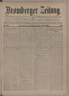 Bromberger Zeitung, 1902, nr 214