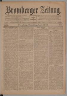 Bromberger Zeitung, 1903, nr 78