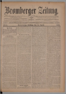 Bromberger Zeitung, 1903, nr 95