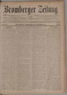 Bromberger Zeitung, 1903, nr 246
