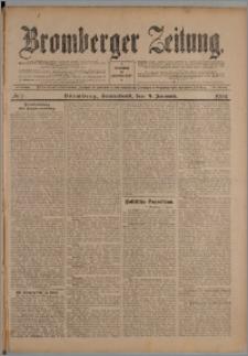 Bromberger Zeitung, 1904, nr 7