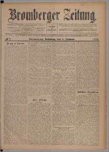 Bromberger Zeitung, 1905, nr 7