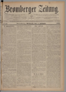 Bromberger Zeitung, 1905, nr 33