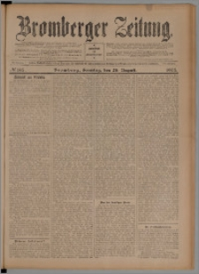 Bromberger Zeitung, 1905, nr 195
