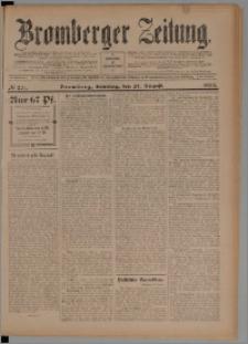 Bromberger Zeitung, 1905, nr 201