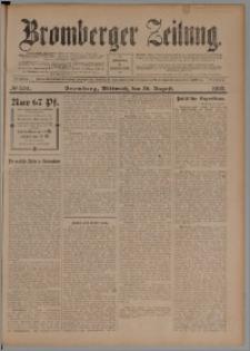 Bromberger Zeitung, 1905, nr 203